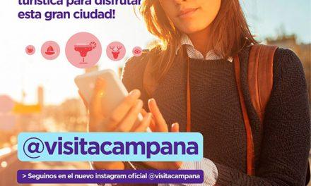 """""""Visitá Campana"""", el nuevo Instagram del Municipio para difundir propuestas turísticas de la ciudad"""