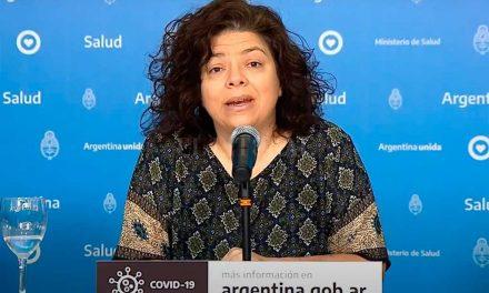 """Vizzotti negó la existencia de un vacunatorio VIP en el Ministerio de Salud y adelantó """"un plan de monitoreo"""""""