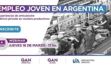 """INVITAN A LA PRESENTACIÓN DE """"EMPLEO JOVEN EN ARGENTINA"""""""
