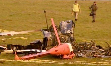 Uruguay: Se accidentó un helicóptero que transportaba vacunas y se perdieron todas las dosis
