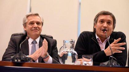 Alberto asume la presidencia del PJ