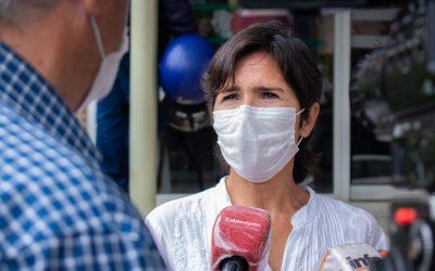 Covid 19: la secretaria de Salud pidió responsabilidad a los vecinos ante la segunda ola de contagios