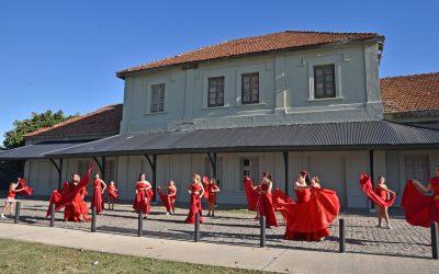 El Taller y Ballet Municipal de Danzas se prepara para nuevos desafíos