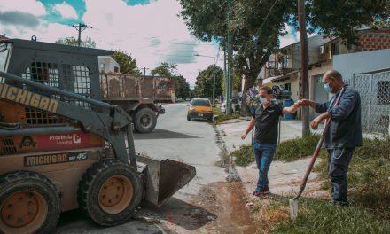 El Municipio intensifica las tareas de mantenimiento integral de la ciudad