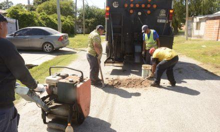 El Municipio continúa con los trabajos de mantenimiento integral por Villanueva