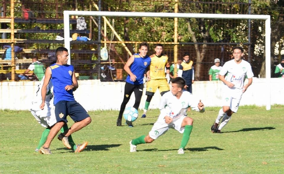 El Club Atlético Puerto Nuevo disputó un Nuevo Amistoso de Preparación