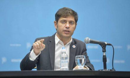 Kicillof realizara una conferencia de prensa para dar detalles sobre el anuncio de Fernández