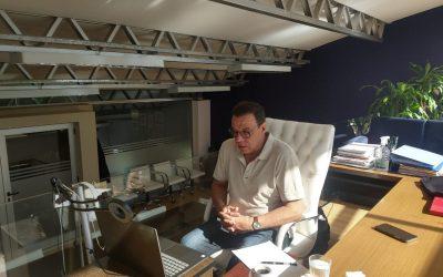 Situación Epidemiológica: Cáffaro participó de una nueva reunión virtual con el gobernador bonaerense Axel Kicillof e intendentes del AMBA.