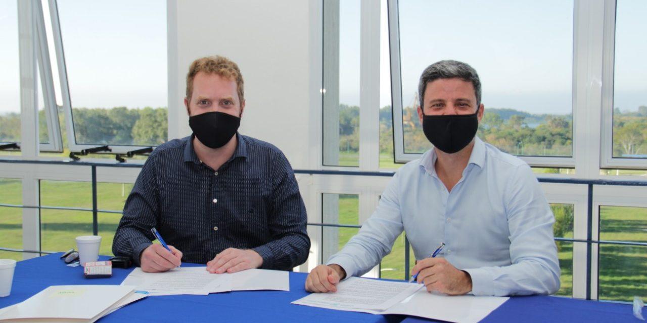 ABSA y OPDS firmaron un convenio para fortalecer el Desarrollo Sostenible