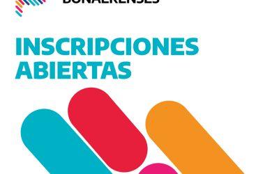 Comenzó la inscripción a los Juegos Bonaerenses