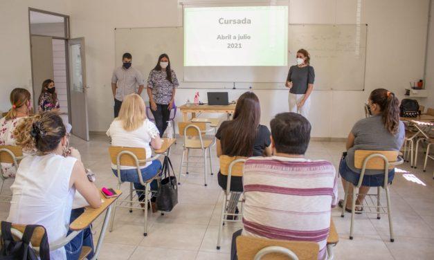 Con 350 inscriptos, se puso en marcha la Academia de Emprendedores Campana