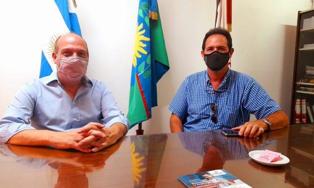 Roses se reunió con el nuevo presidente de la CUCEI