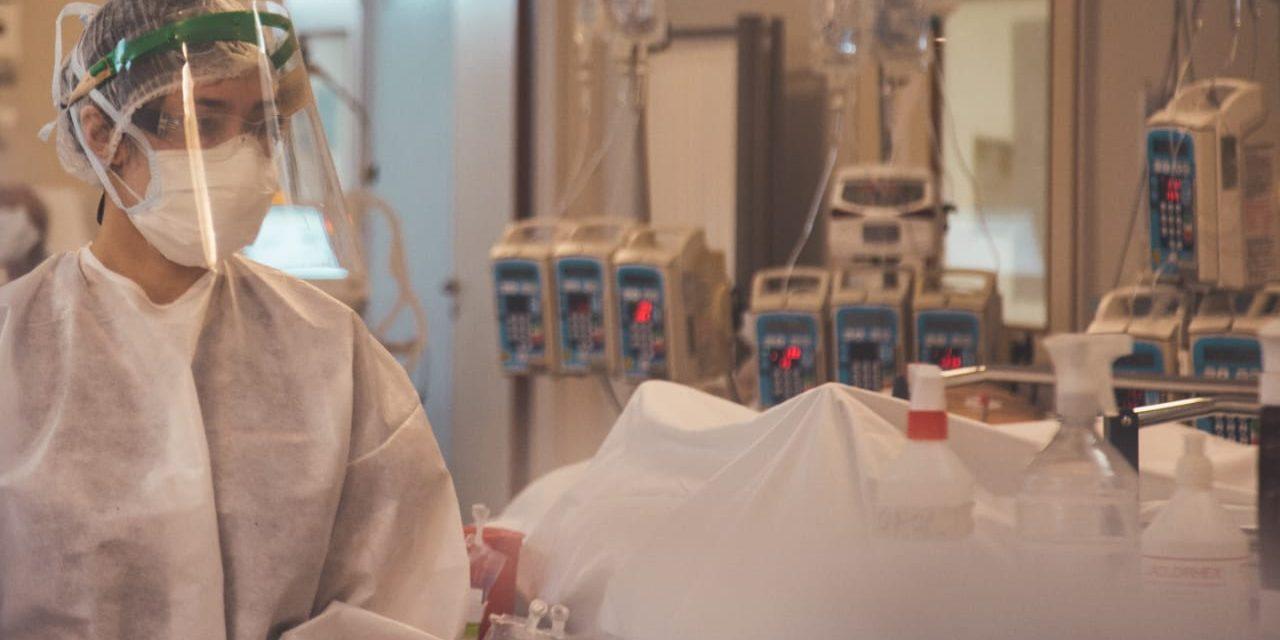 Por el momento, la ocupación de camas del hospital está en el 45%