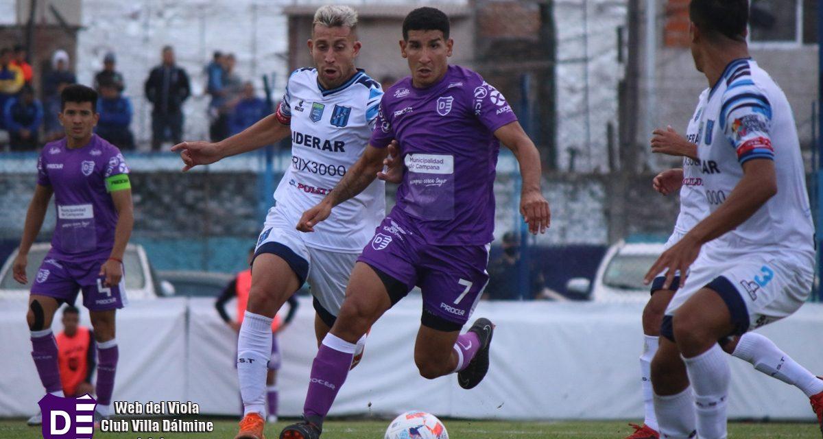 Villa Dalmine perdio ante San Telmo por 1 a 0
