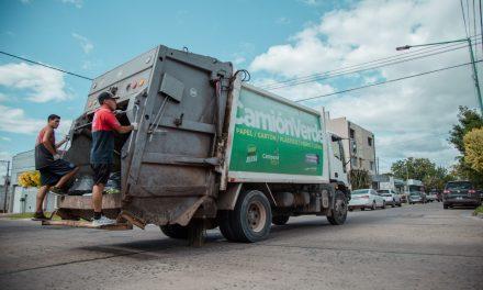 Este sábado 1º de mayo no habrá recolección de residuos