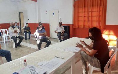 Tras 46 años de desidia, 16 familias avanzan en los trámites de escrituración en Otamendi