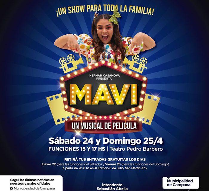 Con un espectáculo para toda la familia, el teatro Pedro Barbero vuelve a abrir sus puertas