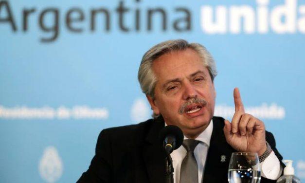 """Alberto Fernández y un mensaje a los empresarios: """"No es tiempo de subir precios"""""""