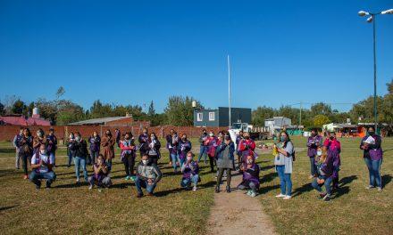"""El programa municipal """"Detectar Educación"""" llegó a Las Praderas"""