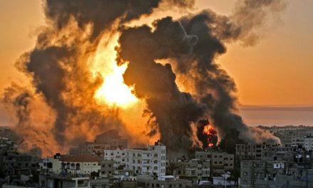 El fuego no cesa: el grupo Hamas volvio a atacar Israel