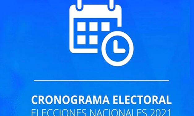 Padrón electoral 2021: ya se puede consultar los datos personales para las Elecciones