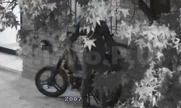 El CIMoPU facilitó la detención de un menor que intentó robar una moto