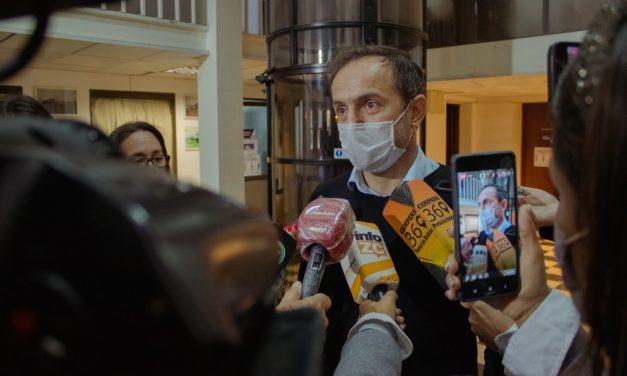 """Abella aseguró que """"la oposición presionó para que retrocedamos a fase 2"""""""