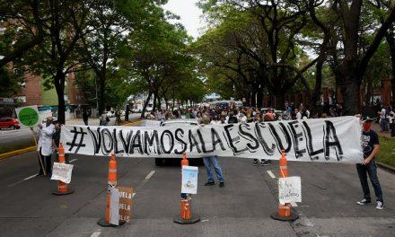 El Gobierno de la Provincia de Buenos Aires analiza el regreso de las clases presenciales