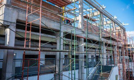 Tenaris avanza con las obras de ampliación en la EST Nº2 de Zárate