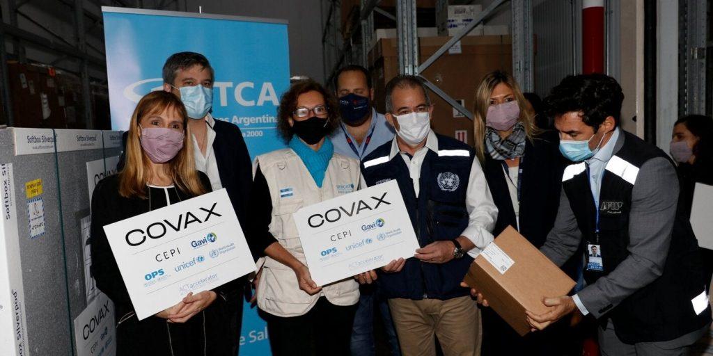 Qué es el Fondo COVAX y cómo funciona