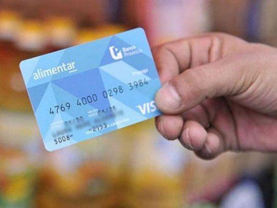 Tarjeta Alimentar: el Gobierno adelantó que trabaja en un nuevo beneficio