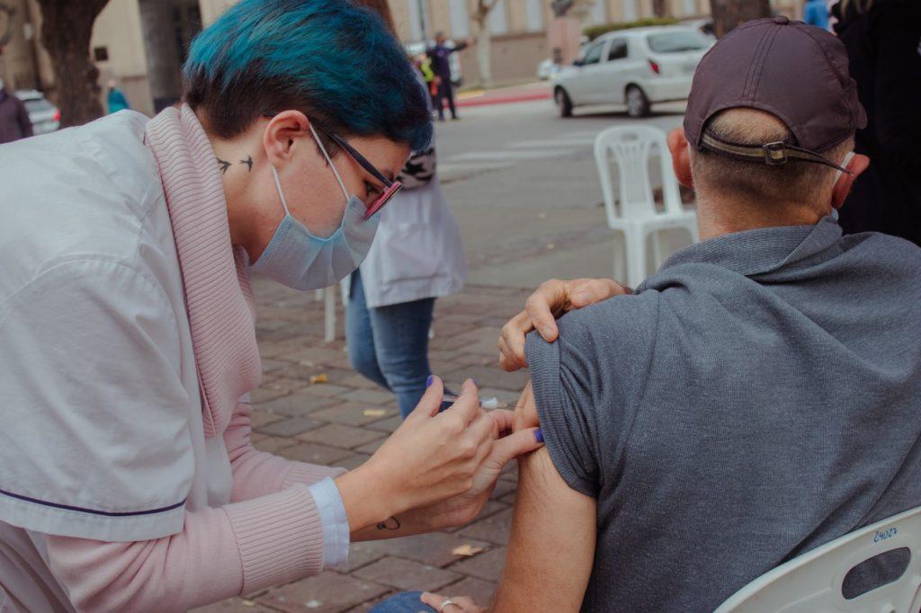 El equipo de Salud del Municipio ya aplicó más de 16.000 vacunas contra la gripe
