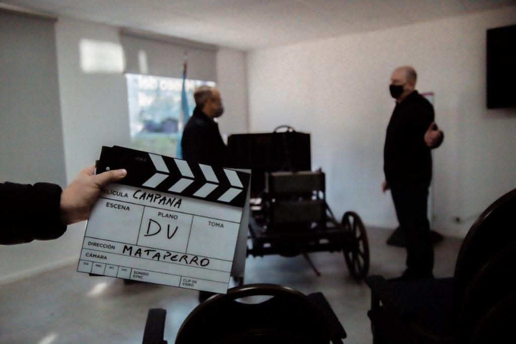 """Campana fue sede de la grabación del programa """"Historias Ricas"""" que se emitirá por TN"""
