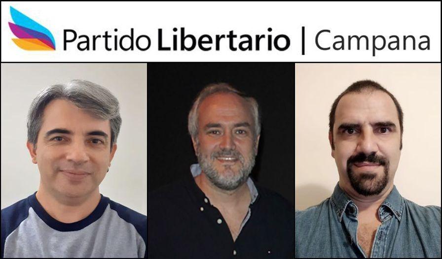 El Partido Libertario se retira oficialmente del Frente Avanza Libertad
