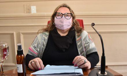 Buzzini celebró que los Bomberos Voluntarios comenzaron a recibir sus turnos para la vacunación