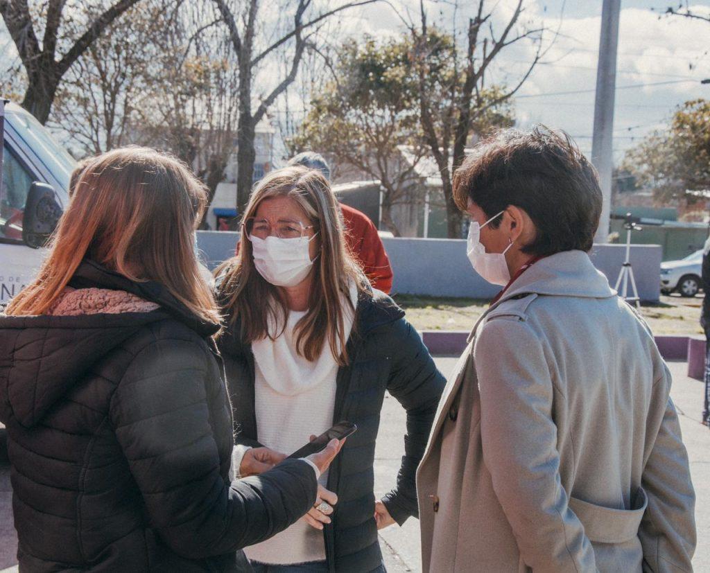 Se realizará un operativo de vacunación contra la gripe y la neumonía en la Plaza Eduardo Costa