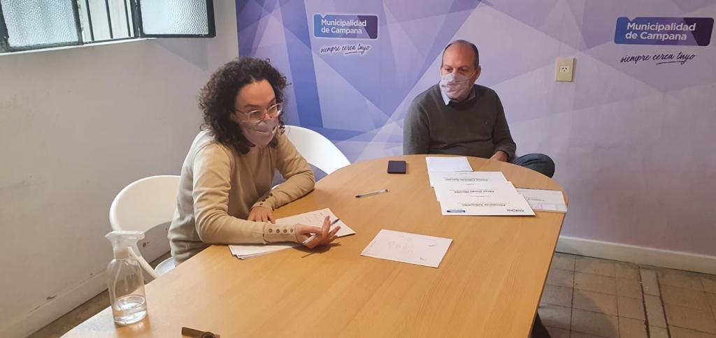 La Secretaría de Desarrollo Económico entregó los certificados del Curso de  Introducción al Trabajo