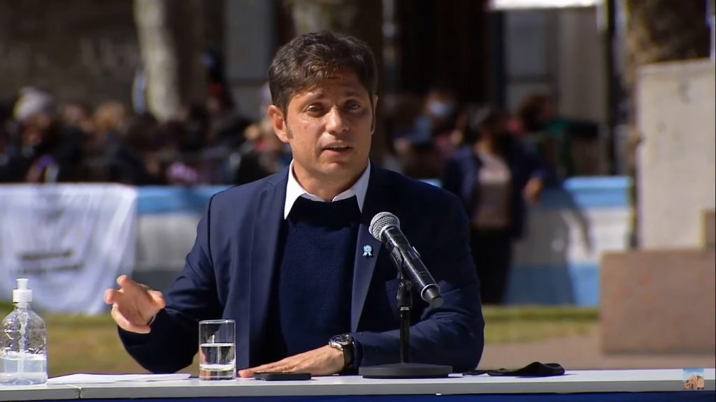 Cambios en PBA: Martín Insaurralde será el jefe de Gabinete