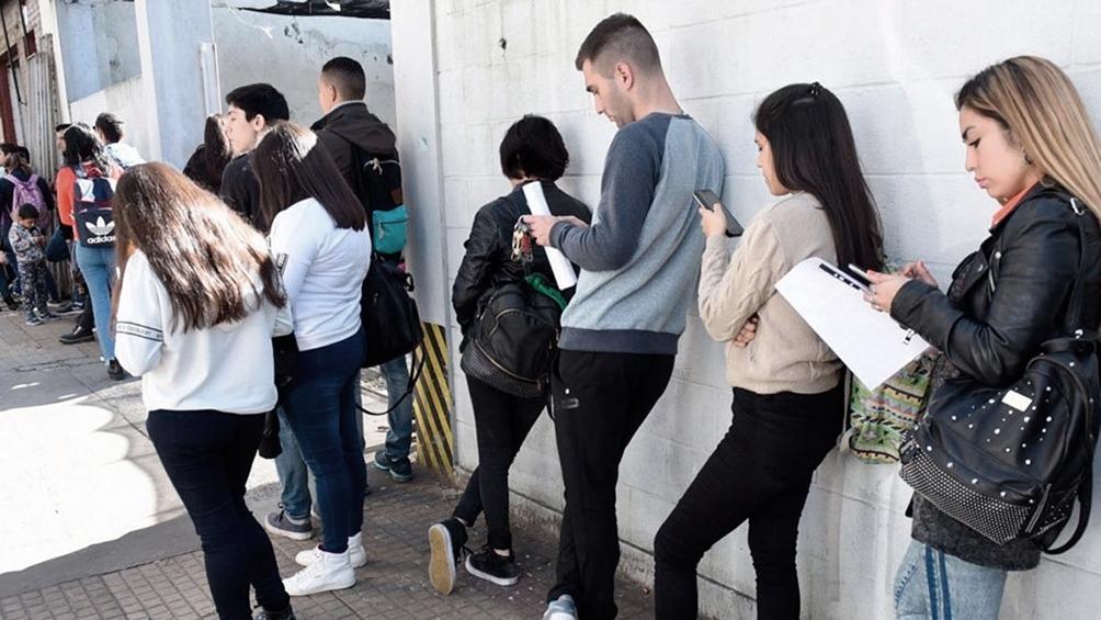 Durante el segundo trimestre del año, el desempleo llegó al 9,6%, según el Indec