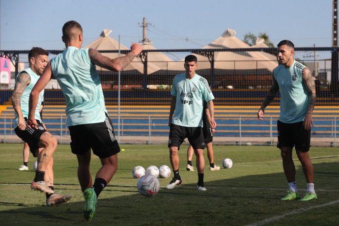 Un integrante de la Selección Argentina dio positivo de #Covid-19