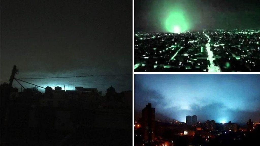 Luces de terremoto: cuál es la explicación del extraño fenómeno ocurrido en México