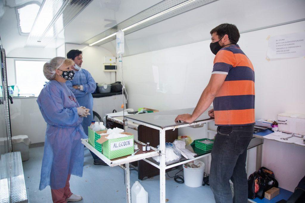 """Brutti: """"Desde el primer día de gestión implementamos estrategias y acciones para cuidar la población animal"""""""